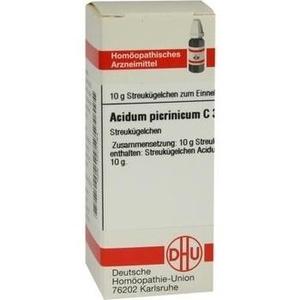 ACIDUM PICRINIC C30