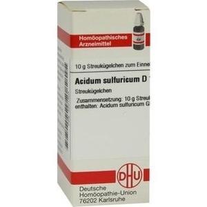 ACIDUM SULF D10