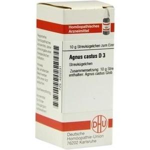 AGNUS CASTUS D 3
