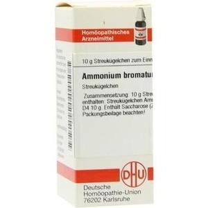 AMMONIUM BROMAT D 4