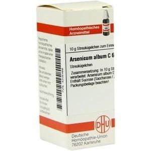 ARSENICUM ALB C 6