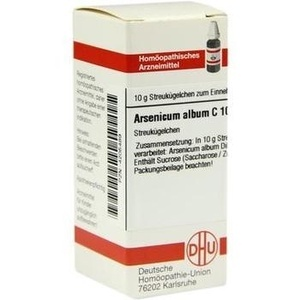 ARSENICUM ALB C1000