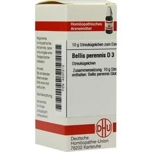 BELLIS PERENNIS D 3 Globuli