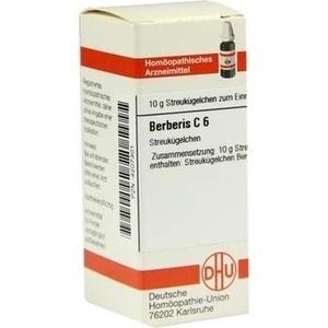 BERBERIS C 6 Globuli