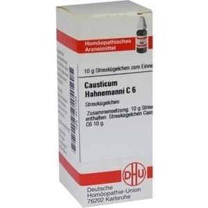 CAUSTICUM HAHNEM C 6