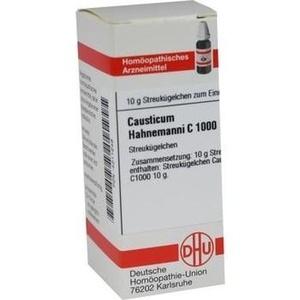 CAUSTICUM HAHNEM C1000