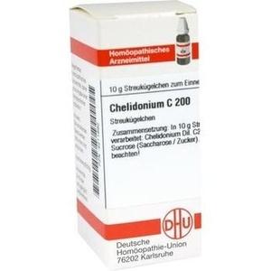 CHELIDONIUM C200