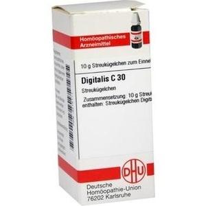 DIGITALIS C30