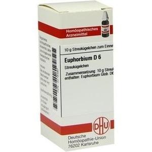 EUPHORBIUM D 6