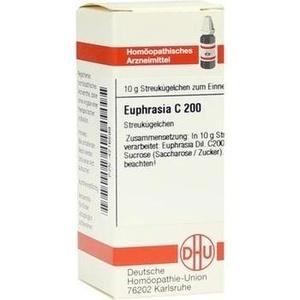 EUPHRASIA C 200 Globuli