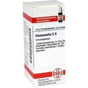 HAMAMELIS C 6 Globuli