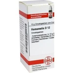 HAMAMELIS D12