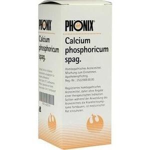 PHÖNIX CALCIUM phosphoricum spag.Mischung