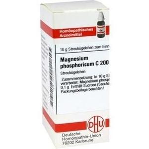 MAGNESIUM PHOSPHORICUM C 200 Globuli