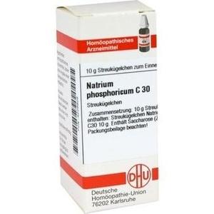 NATRIUM PHOSPHORICUM C 30 Globuli