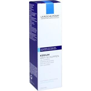 ROCHE POSAY Kerium Gelshampoo für fettige Haut