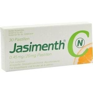 JASIMENTH C N Pastillen