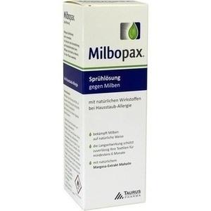 Milbopax Sprühlösung