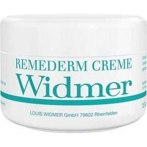 WIDMER Remederm Creme unparfümiert