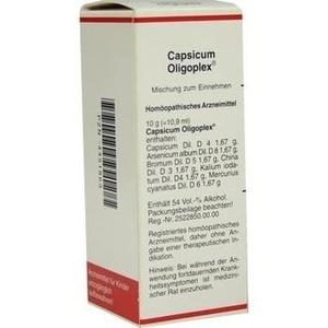 CAPSICUM OLIGOPLEX Liquidum