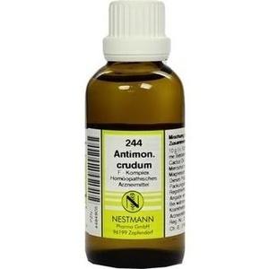 ANTIMONIUM CRUDUM F Komplex Nr.244 Dilution