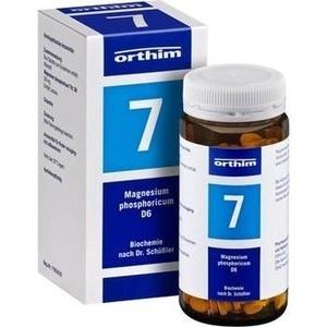BIOCHEMIE Orthim 7 Magnesium phosphoricum D 6 Tab.