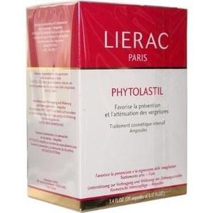 LIERAC Phytolastil Ampullen b.Dehnungsstreifen