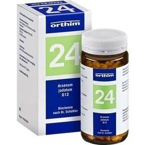 Biochemie Orthim Nr.24 Arsenicum Jodatum D12 Tabletten