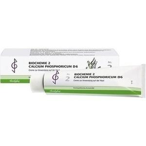 Biochemie 2 Calcium Phosphoricum D6 Creme