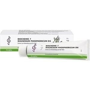 Biochemie 7 Magnesium Phosphoricum D6 Creme