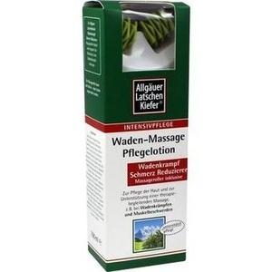 ALLGÄUER LATSCHENK. Waden-Massage Pflegelotion