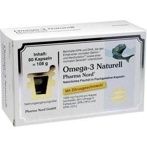 OMEGA-3 Naturell Pharma Nord Kapseln