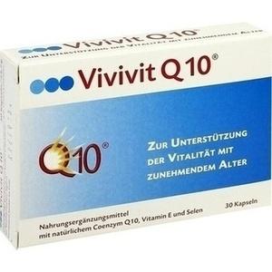 VIVIVIT Q10 Kapseln