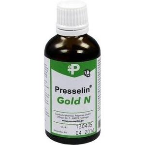 Presselin Gold N Tropfen, 50ml