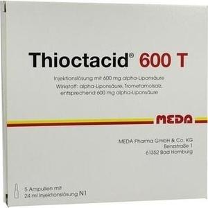 Tyocutacid prosztatitis)