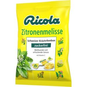 RICOLA o.Z.Beutel Zitronenmelisse Bonbons