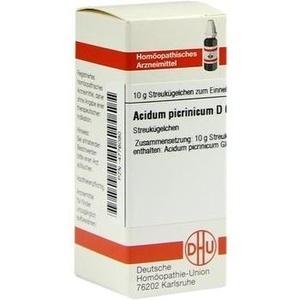 ACIDUM PICRINIC D 6