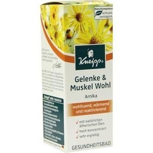 KNEIPP Gesundheitsbad Gelenke & Muskel Wohl Arnika