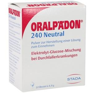 Oralpädon® 240 neutral Pulver