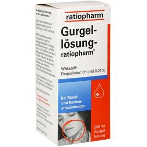 GURGELLÖSUNG-ratiopharm