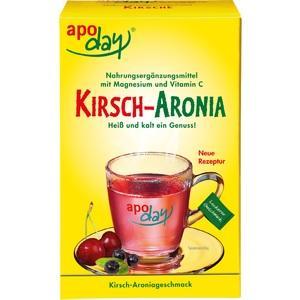 APODAY Kirsch Magnesium+Vitamin C Pulver