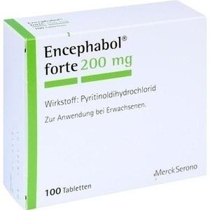 ENCEPHABOL forte 200 mg überzogene Tabletten