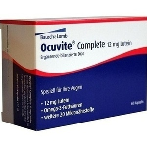 Ocuvite® Complete Lutein