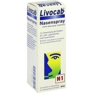 LIVOCAB Nasenspray