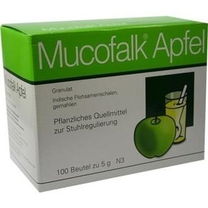 MUCOFALK Apfel Granulat Btl.
