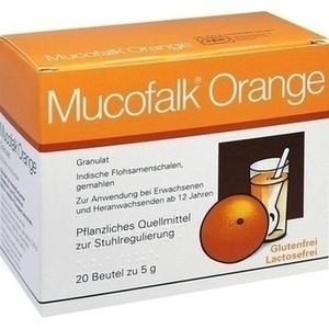 MUCOFALK Orange Granulat Btl.