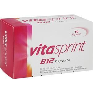 Vitasprint B12 Kapseln