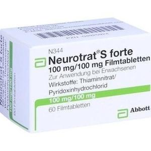 NEUROTRAT S forte Filmtabletten