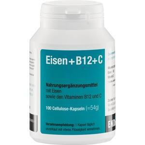 EISEN+B12+C Kapseln