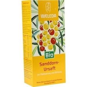 WELEDA Sanddorn-Ursaft